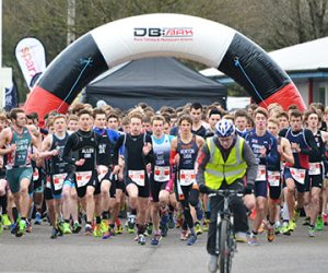Chilly Duathlon, DBMax Events