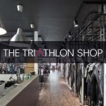 Advertisement for The Triathlon Shop, Bristol