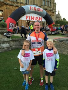 WESTONBIRT 10K - MARK