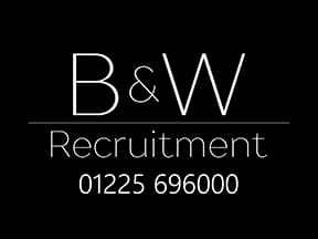 B&W Recruitment - 01225 696000